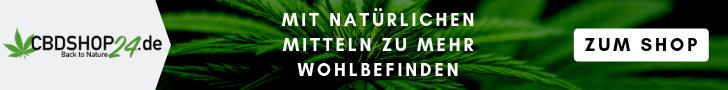 Banner von CBDShop24